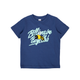 KIDS BUZZ SS TEE / MEDIEVAL BLUE / 2T