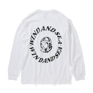 BILLIONAIRE BOYS CLUB WIND AND SEA L/S T-SHIRT