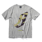 BILLIONAIRE BOYS CLUB × mindseeker B LOGO T-SHIRT