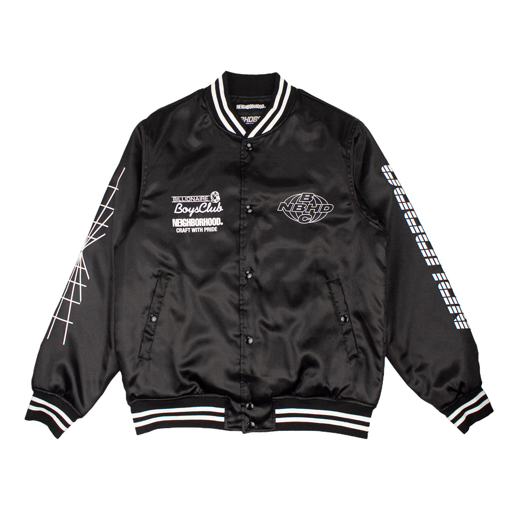 NBHD X BILLIONAIRE BOYS CLUB E-JKT