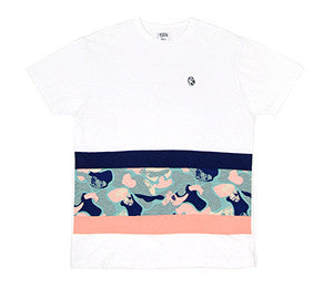 Billionaire Boys Club COVER SNUB PANEL TEE