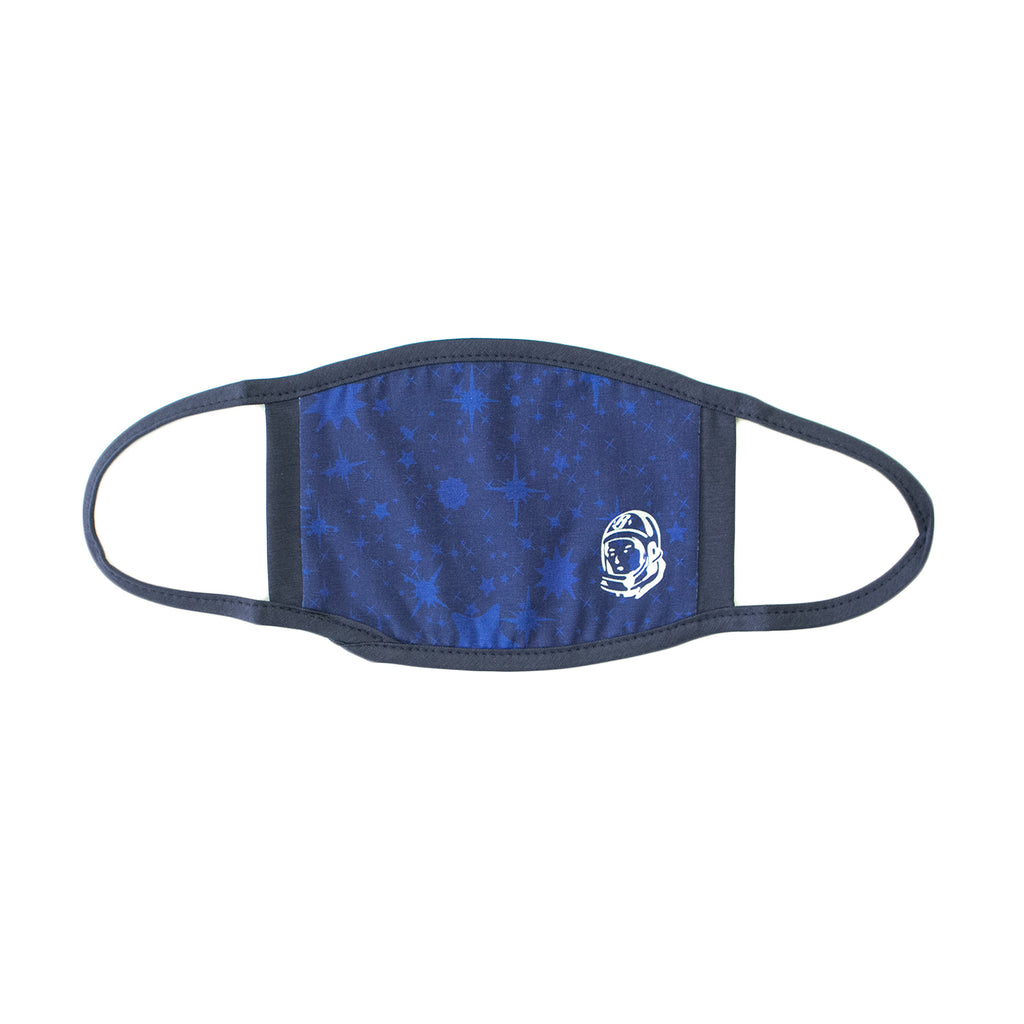 STARFIELD FACE MASK-BLUE