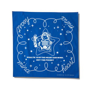 HEART & MIND MOON MAN BANDANA