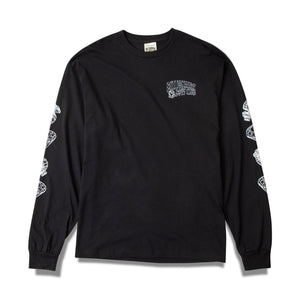 DIAMOND & DOLLAR LONG SLEEVE TEE