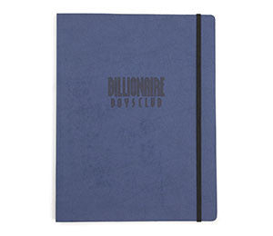 Billionaire Boys Club Straight Logo Journal