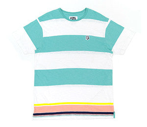 STEADY STRIPE SS KNIT