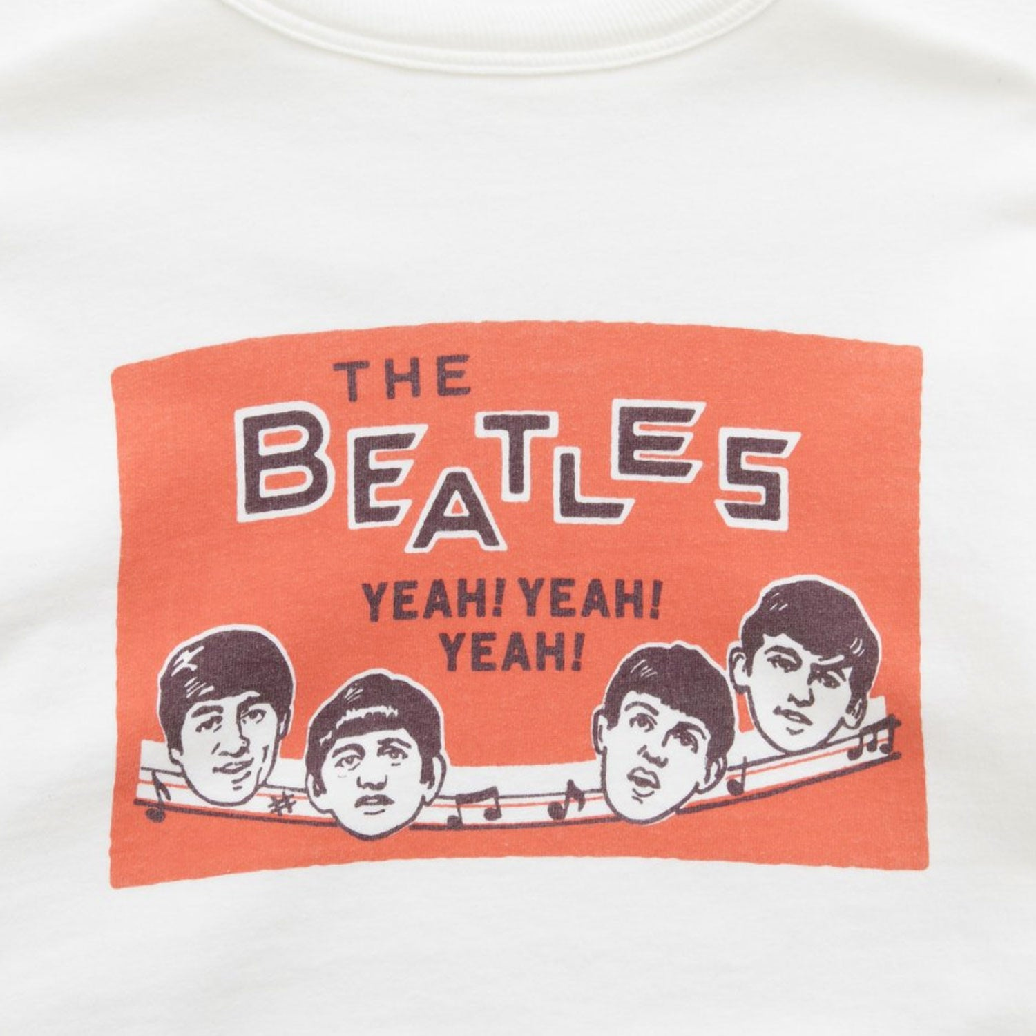 BEATLES SWEATSHIRT