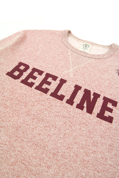 BEELINE SPECKLED CREWNECK