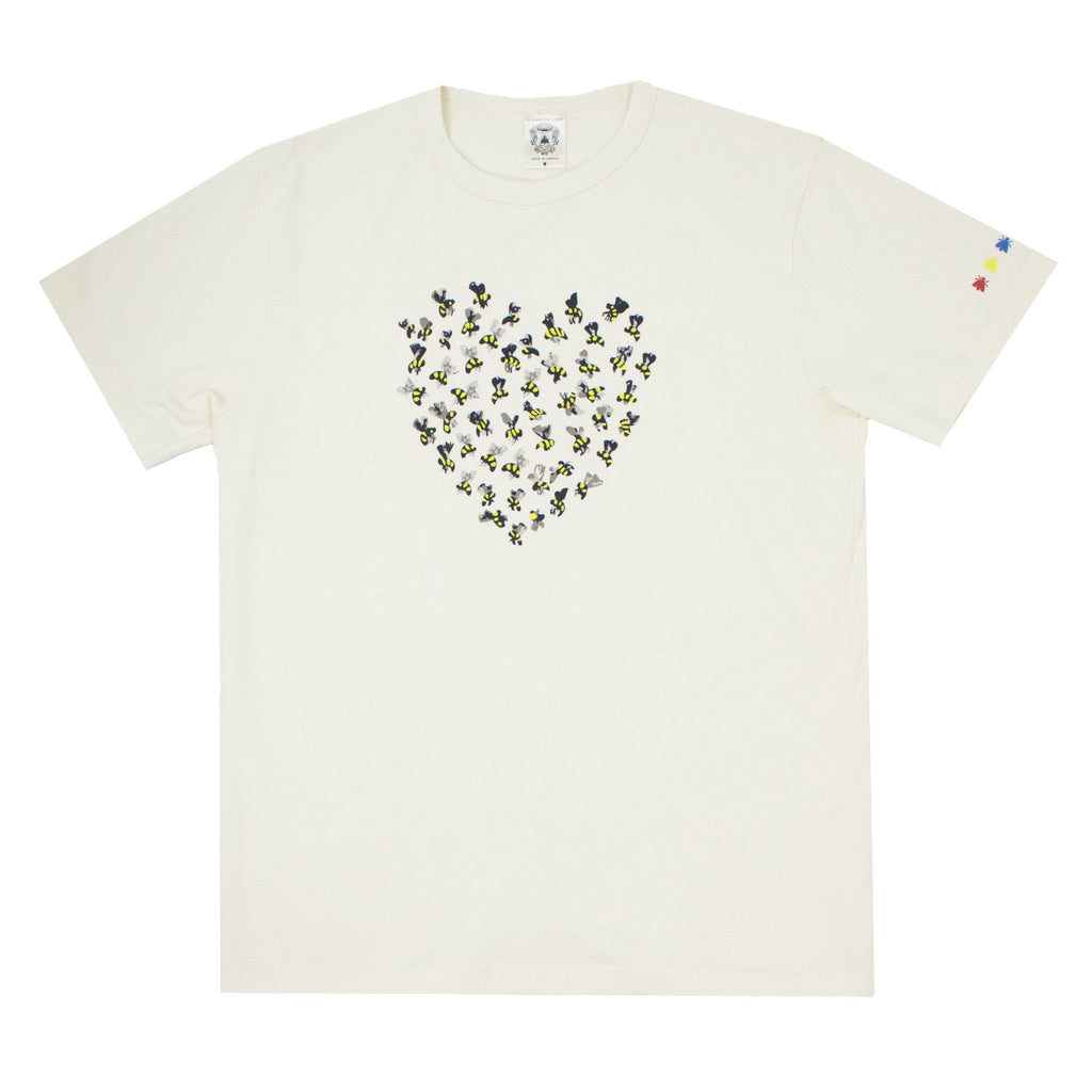 BEE HEART T-SHIRT