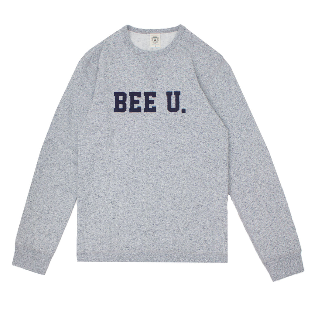 BEE U. SPECKLED CREWNECK