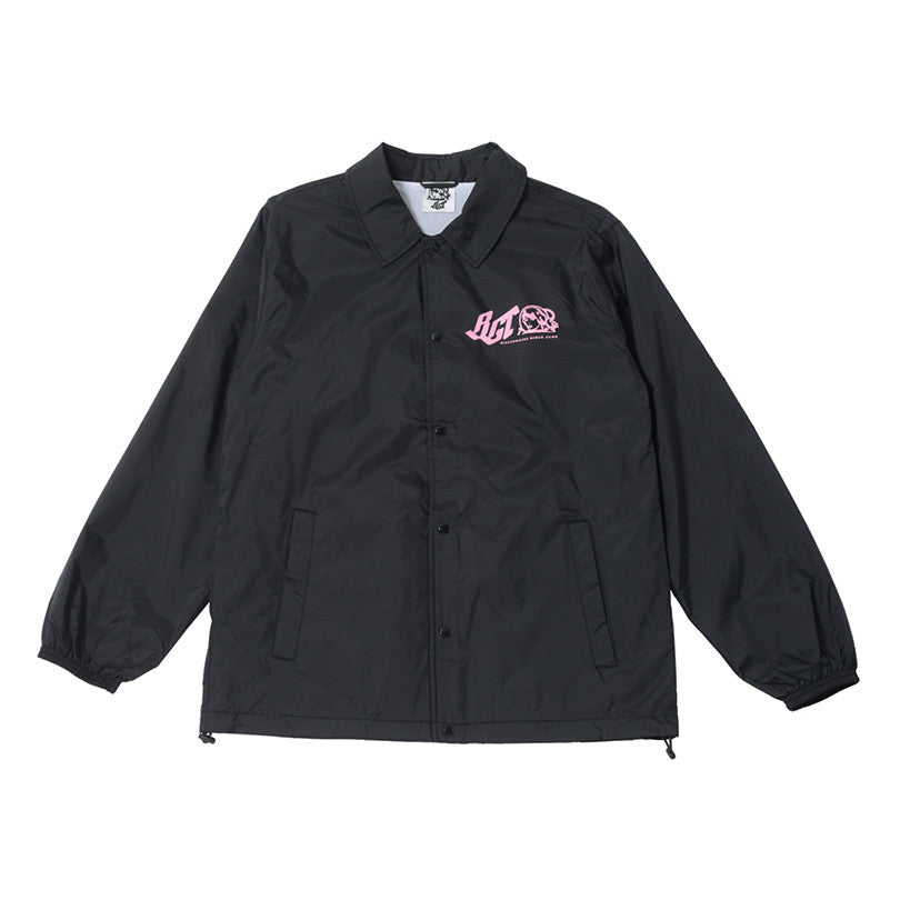 HEART FLOATER COACH JACKET