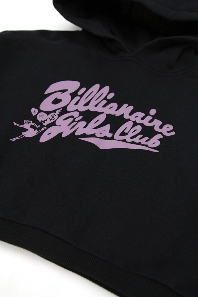 Billionaire Girls Club CROPPED PULLOVER