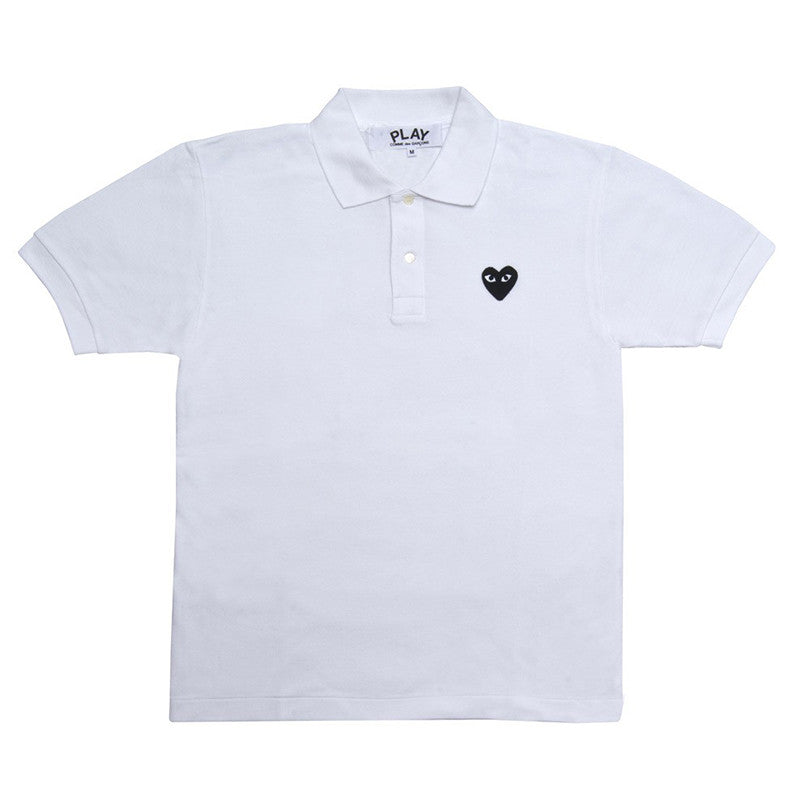PLAY Black Heart Polo
