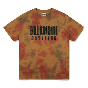 BLEACHED STRAIGHT LOGO T-SHIRT