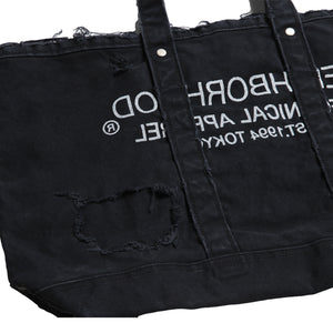 DAMAGE TOTE-S / C-LUGGAGE