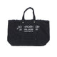 DAMAGE TOTE-S / C-LUGGAGE / BLACK / O/S