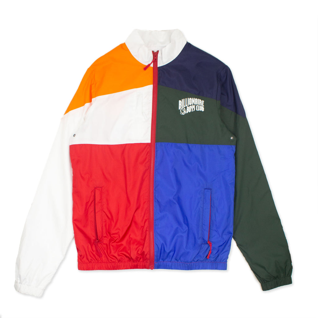 BLOCK AND BREAK JACKET