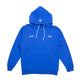 NHMC / C-HOODED LS / BLUE / S