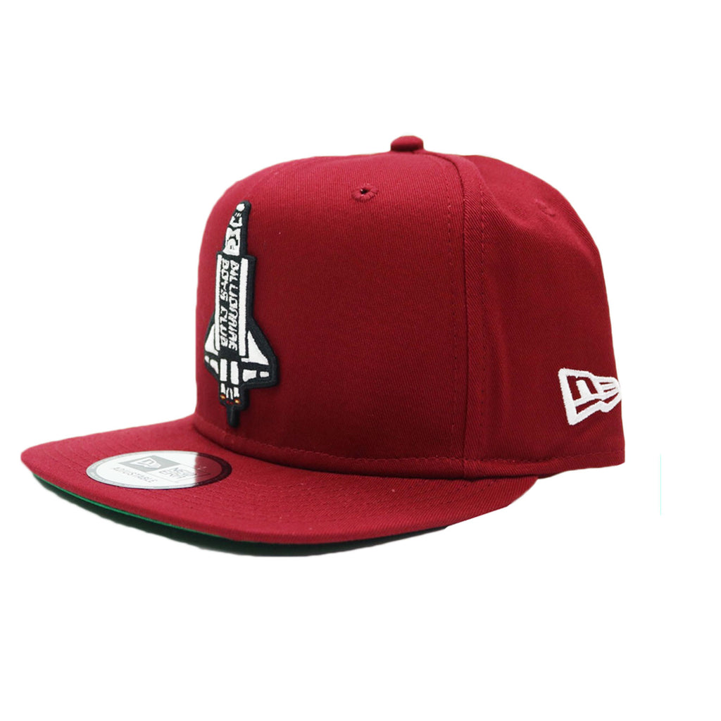 BOOSTER SNAPBACK