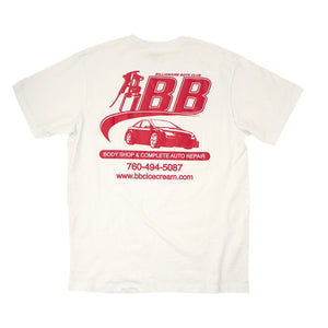 BODY SHOP SS TEE