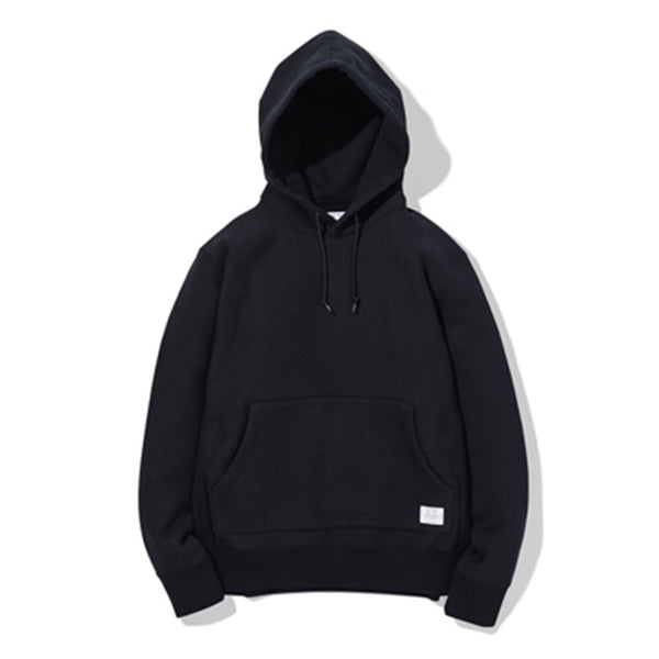 C-HOODED SWEATSHIRT