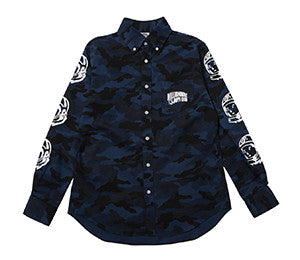 Billionaire Boys Club HELMET CAMO SHIRT