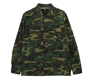 NEIGHBORHOOD BDU SHIRT JACKET