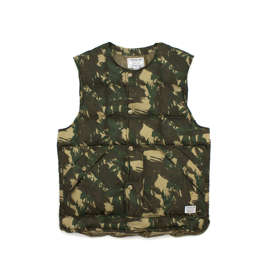 MILITARY DOWN VEST