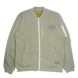 MA-1 SMOOTH/ C-CARDIGAN LS