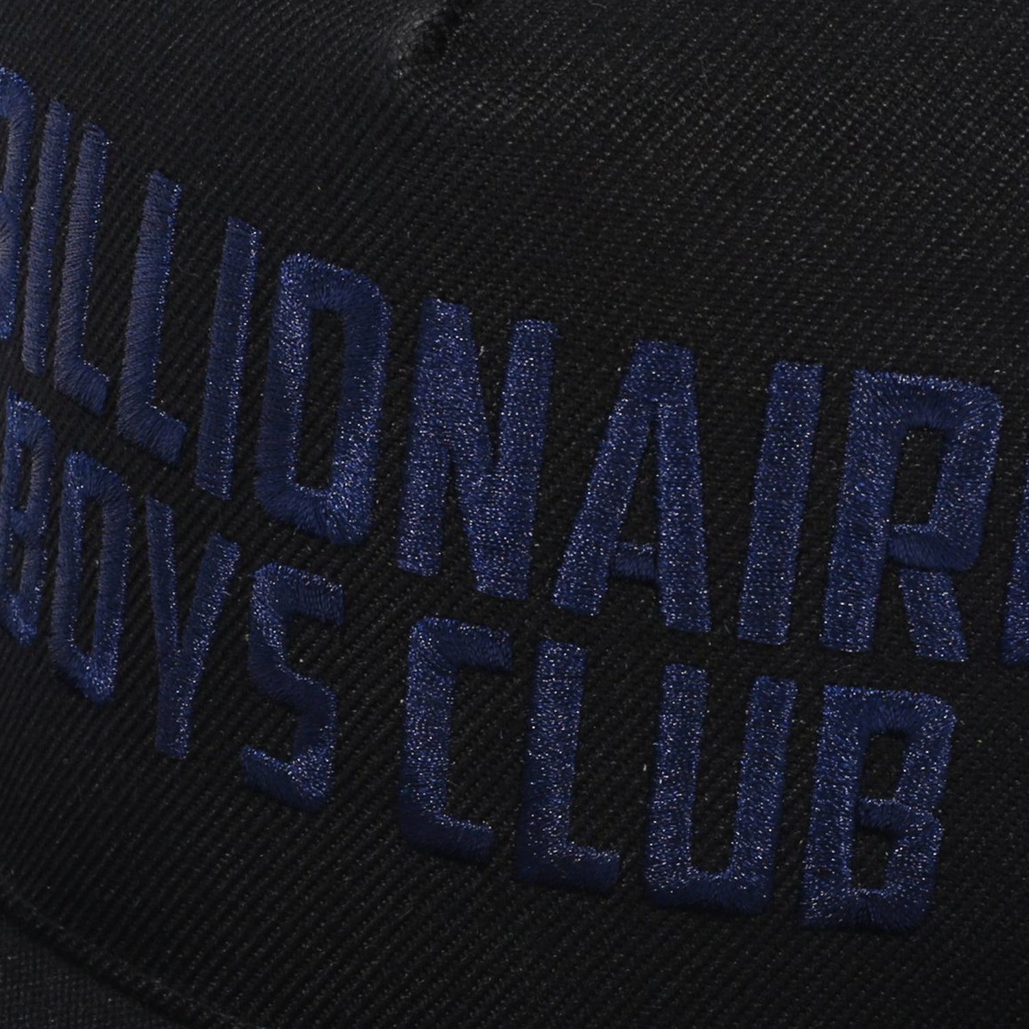 CAR CLUB EMBROIDERED SNAPBACK CAP