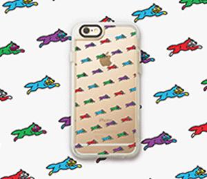 Icecream Running Dog Iphone Case