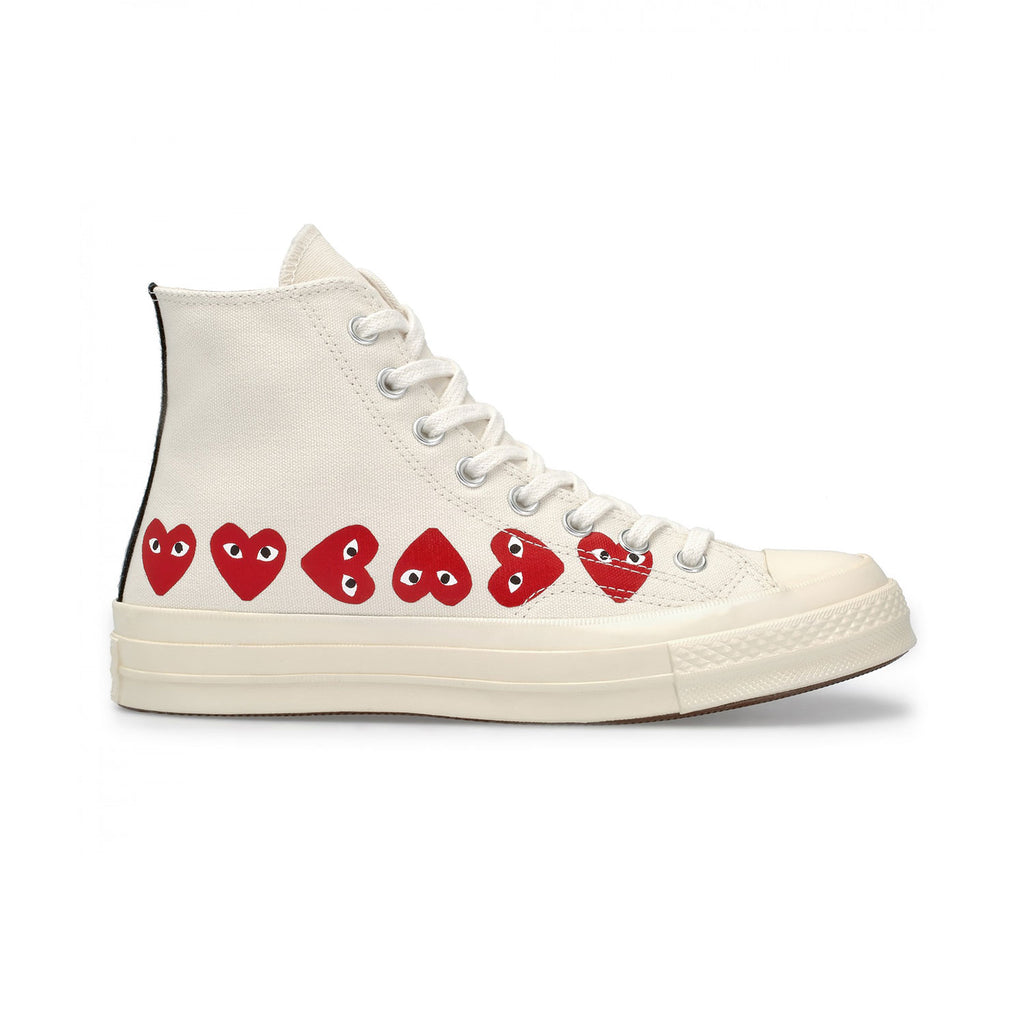 CHUCK TAYLOR ALLSTAR MULTI HEART HIGH