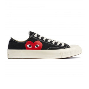 CHUCK TAYLOR ALLSTAR LOW BLACK