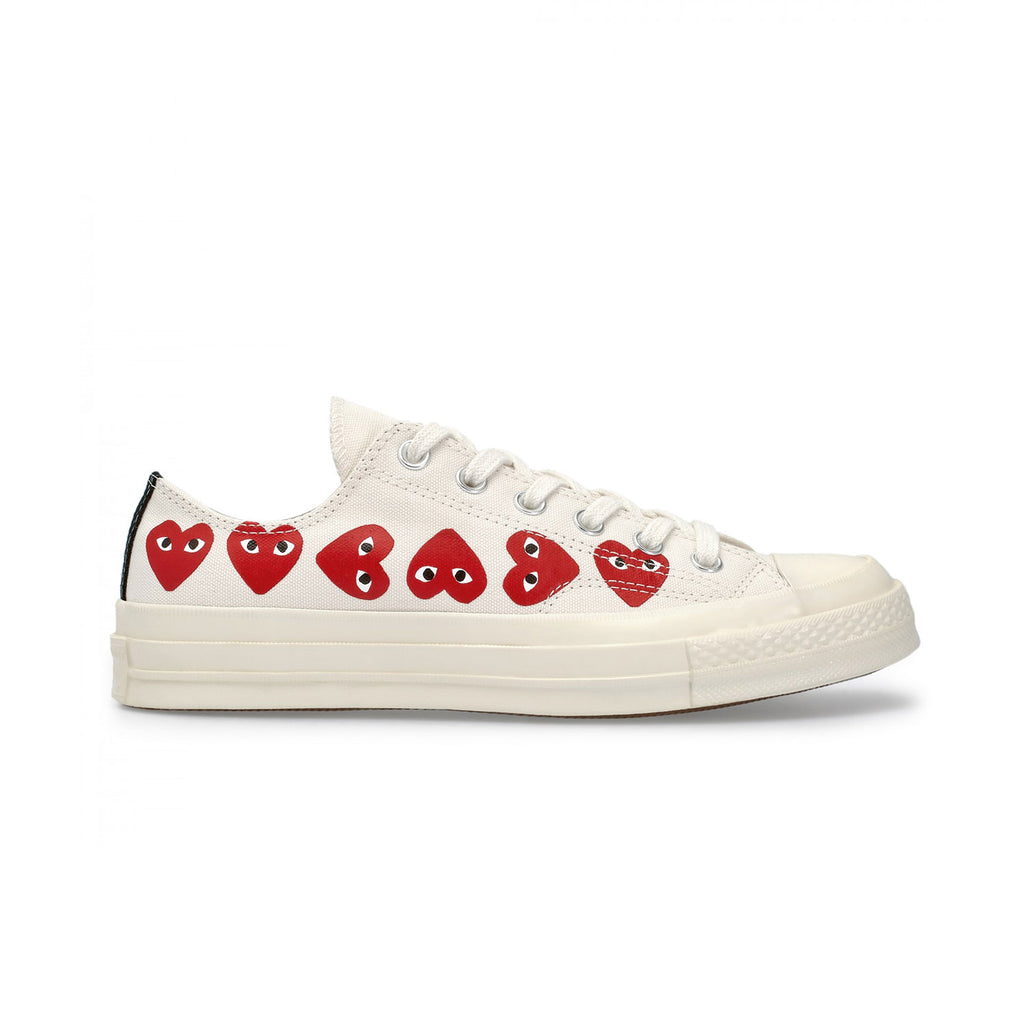 CHUCK TAYLOR ALLSTAR MULTI HEART LOW