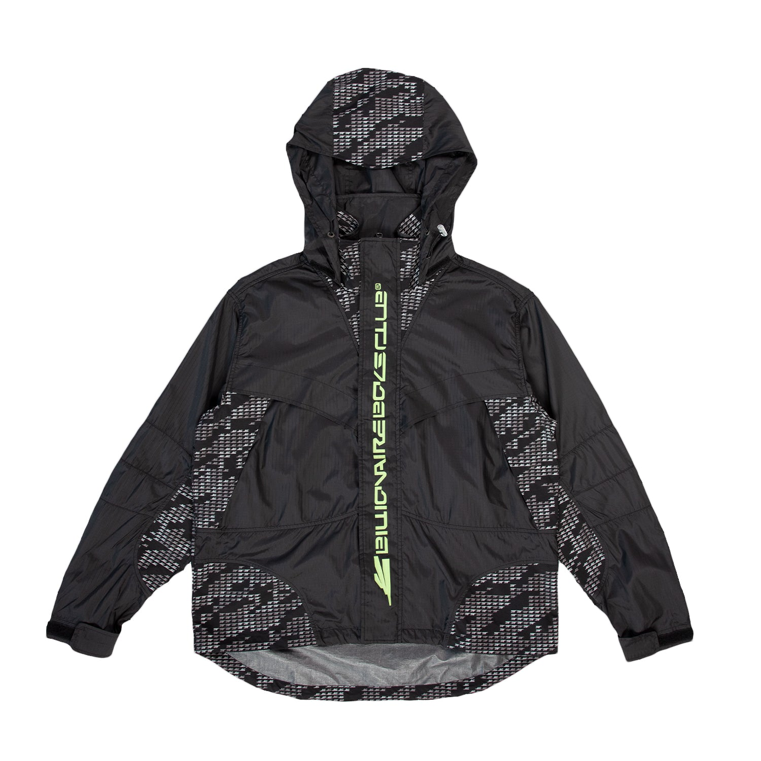 BBC X CDL GLITCH WINDBREAKER