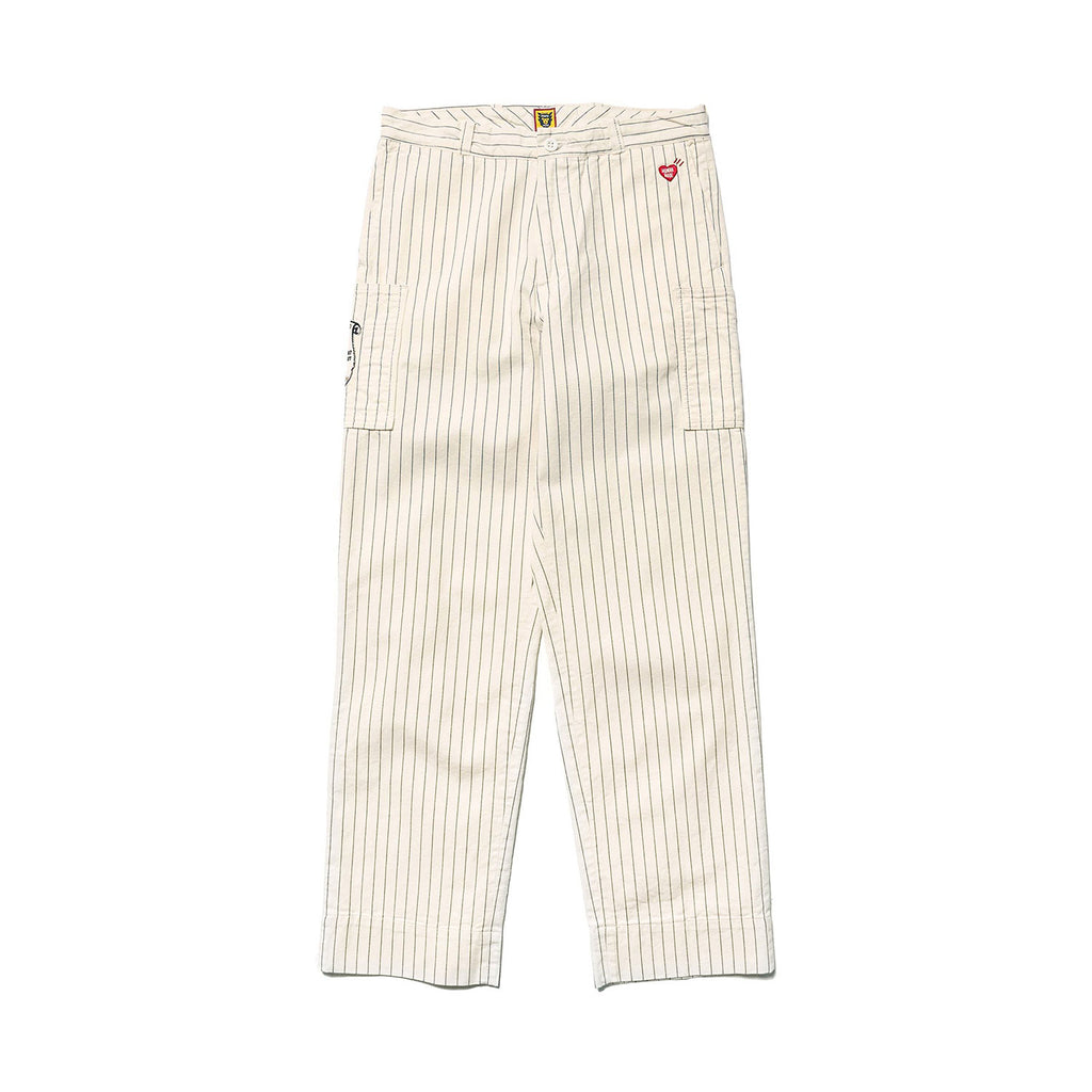 STRIPE WORK CHINO