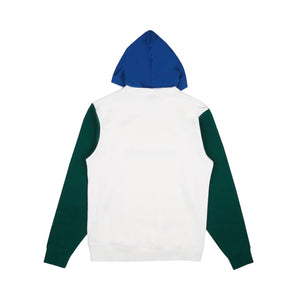 COLOUR BLOCK POPOVER HOOD