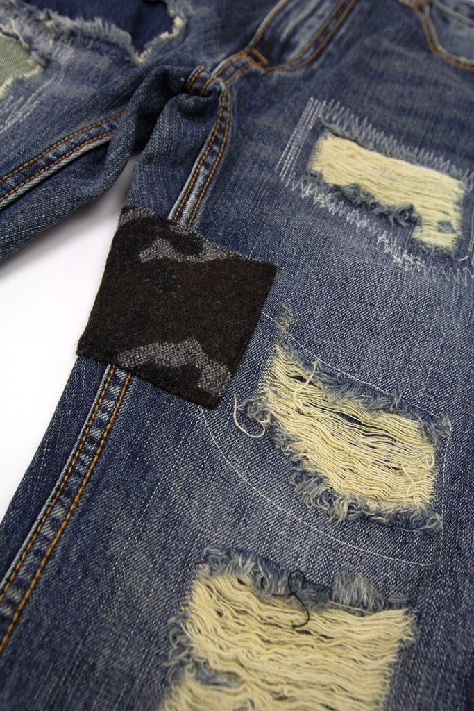 Billionaire Boys Club COSMO TREK JEANS