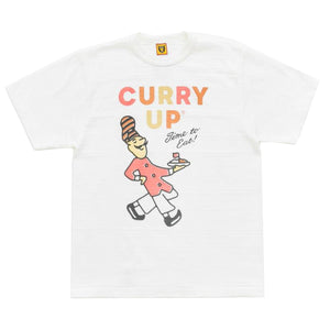 CURRY UP TEE