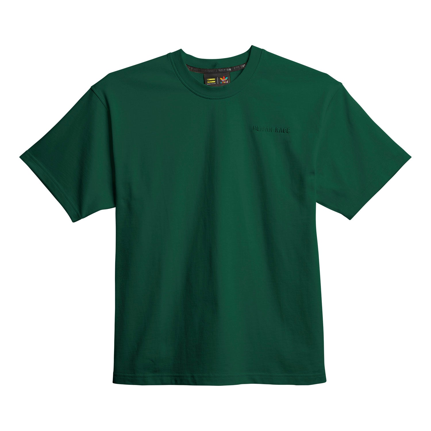 PW BASICS SHIRT DARK GREEN