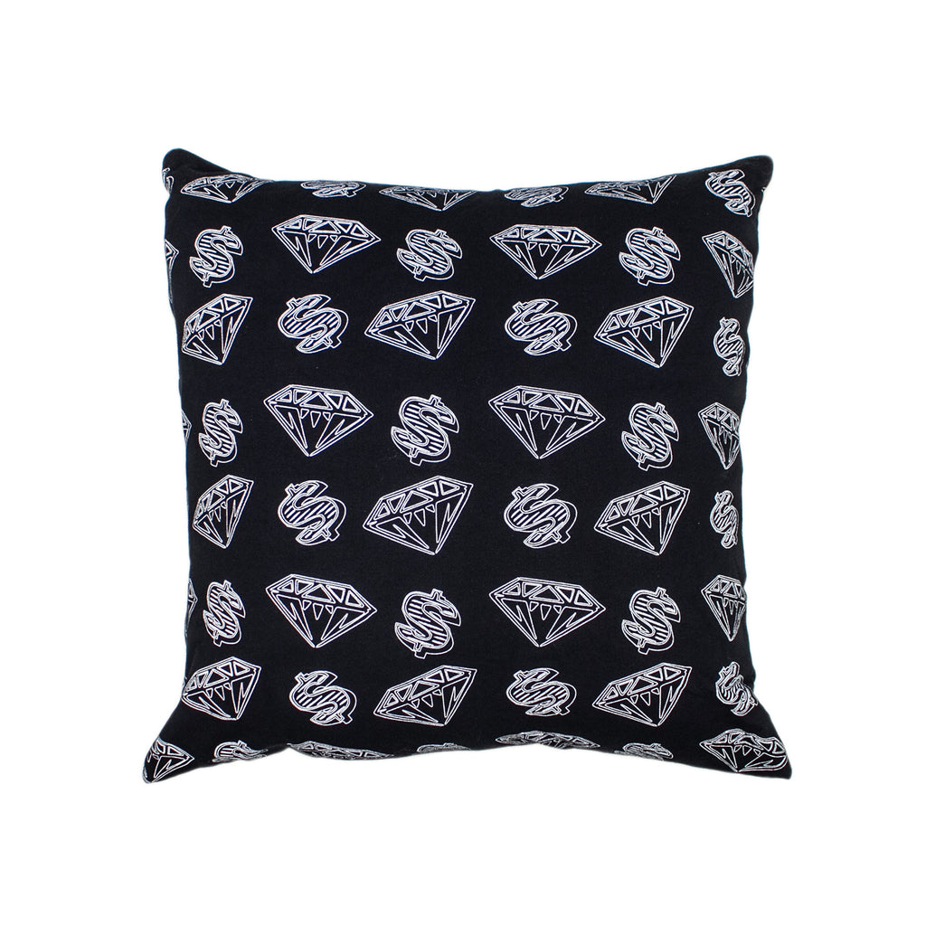 DIAMOND &  DOLLAR CUSHION