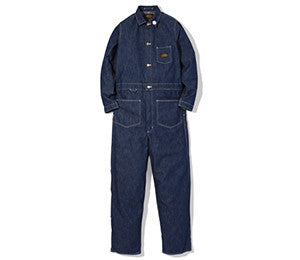NEIGHBORHOOD ALLS DENIM JUMPSUIT