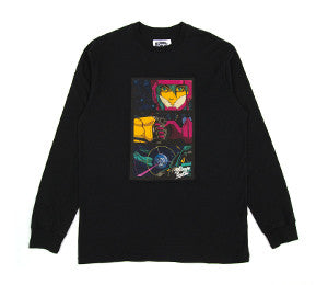 Billionaire Boys Club DESTRUCTION LS KNIT