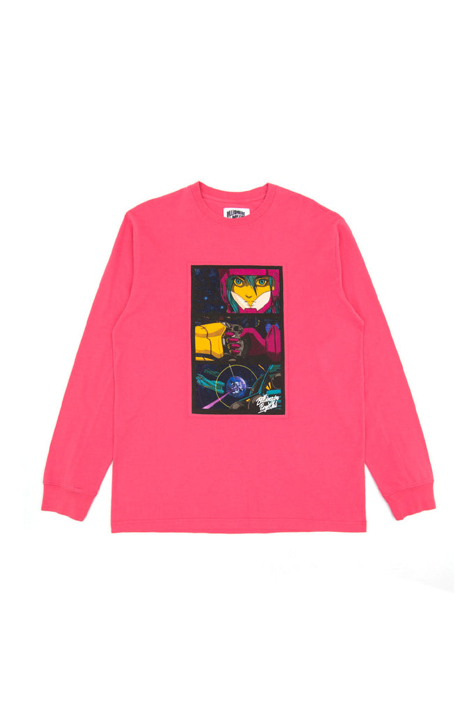 DESTRUCTION LS KNIT