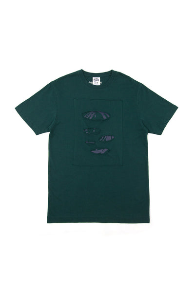 Distressed Helmet Tee