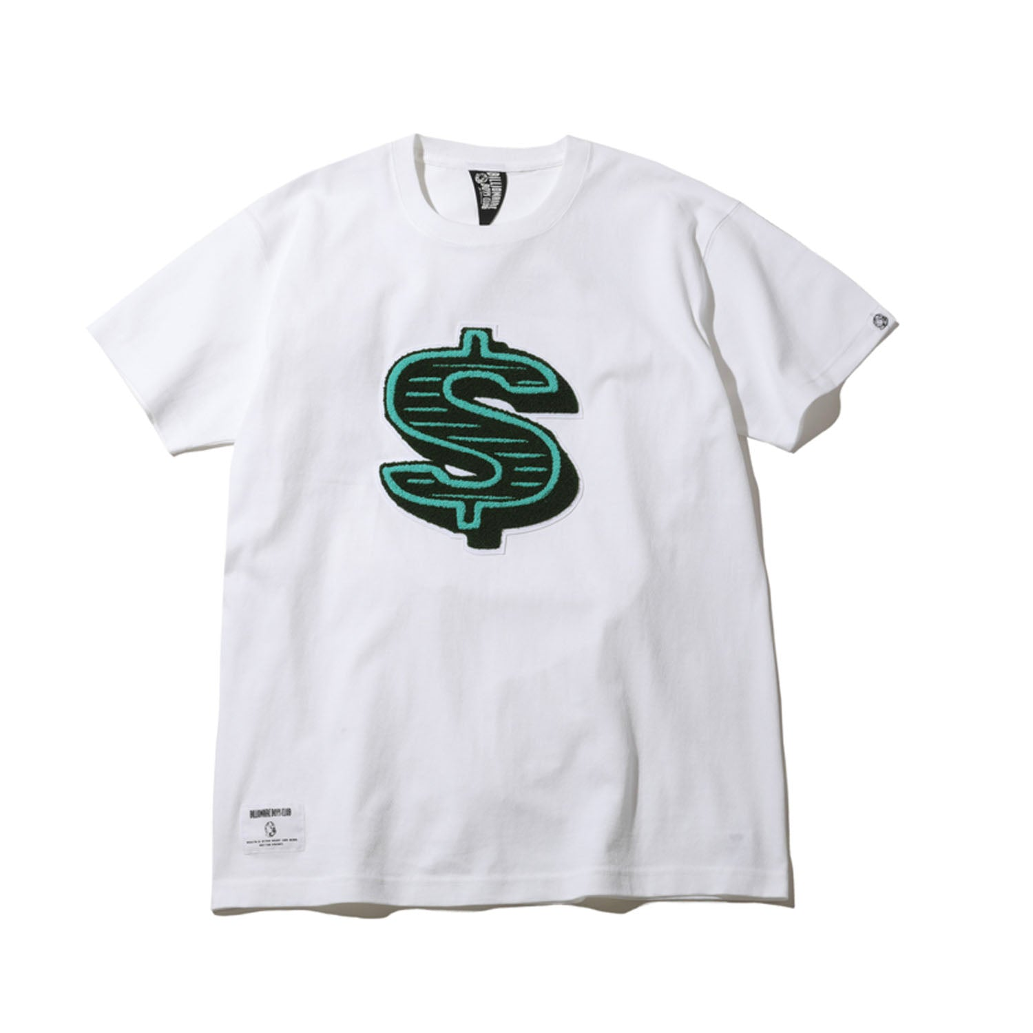 DOLLAR CHENILLE PATCH T-SHIRT