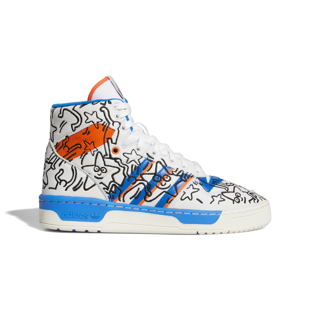 KEITH HARING RIVALRY HI