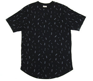 Billionaire Boys Club Floating Logo Elongated Tee