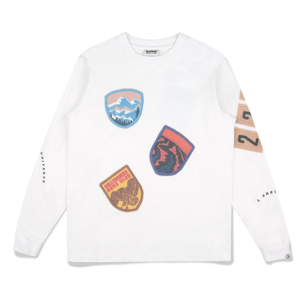 FIELD TRIP SCOUT PATCH L/S SHIRT