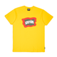 FLAG SS TEE / LEMON CHROME / S